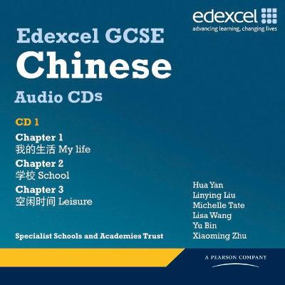 Edexcel GCSE Chinese Audio CD 1