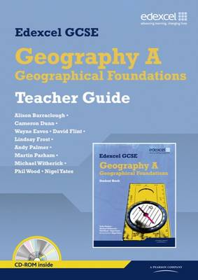 Edexcel GCSE Geography A Teacher Guide - with Planning and Delivery CD-ROM