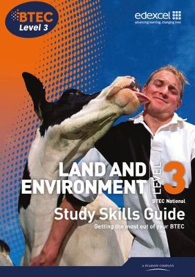 BTEC Level 3 National Land and Environment Study Skills Guide