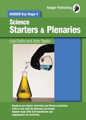 KS4 Science Starters and Plenaries