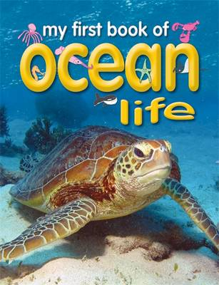 My First Book of Ocean Life