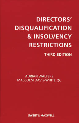Directors' Disqualification and Insolvency Restrictions