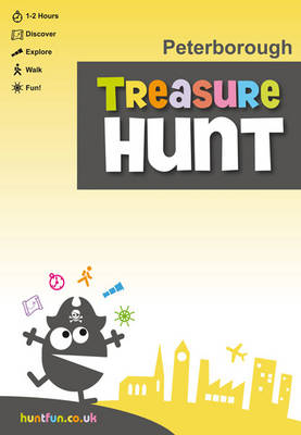 Peterborough Treasure Hunt on Foot