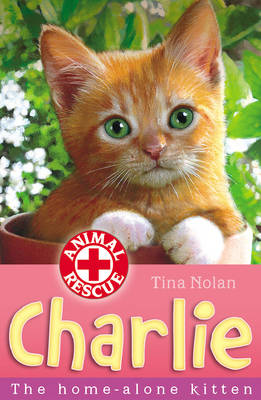 Charlie: The Home-alone Kitten