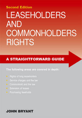 Leaseholders And Commonholders Rights: 2nd Ed.