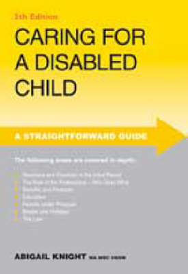 Caring For A Disabled Child: A Straightforward Guide