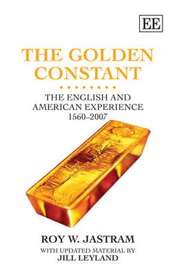 The Golden Constant: The English and American Experience 1560-2007