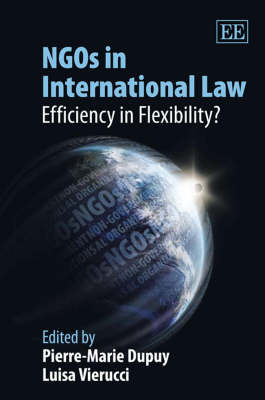 Ngos in International Law: Efficiency in Flexibility?