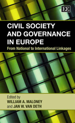 Civil Society and Governance in Europe: From National to International Linkages