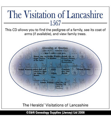 Lancashire, the Visitation of Lancashire 1567