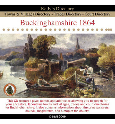 Buckinghamshire 1864 Kelly's Directory