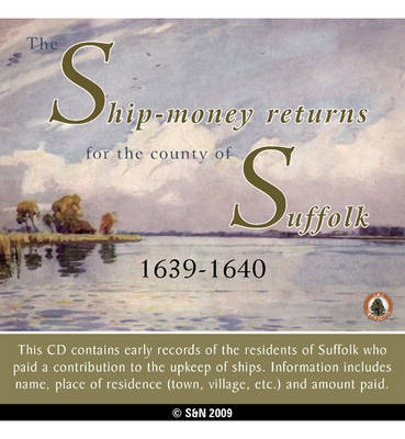 Suffolk Ship-money Returns 1639-1640