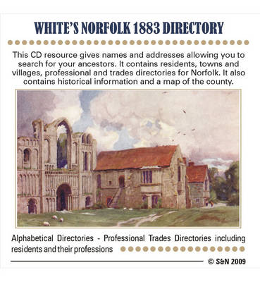 Norfolk 1883 White's Directory