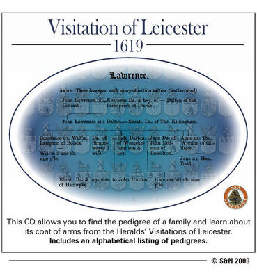 Leicestershire, Leicester Visitation 1619