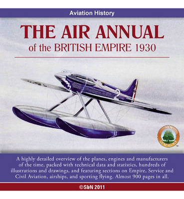 Air Annual of the British Empire 1930