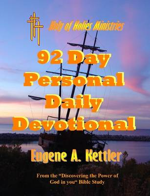 92 Day Personal Daily Devotional