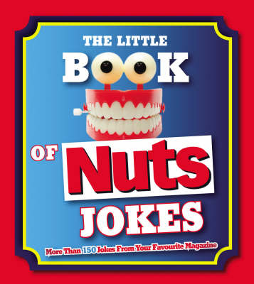 The Little Book of Nuts Jokes