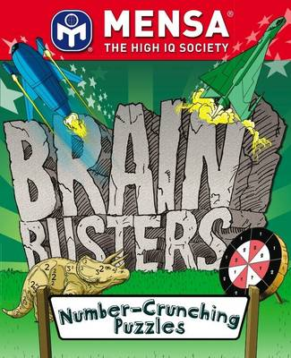 MENSA Brain Busters - Number Crunching Puzzles