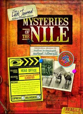 Lost Journal-Mysteries of the Nile