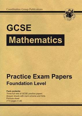 GCSE Maths Linear Practice Papers - Foundation (A*-G Resits)
