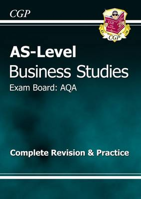 AS-Level Business Studies AQA Complete Revision & Practice