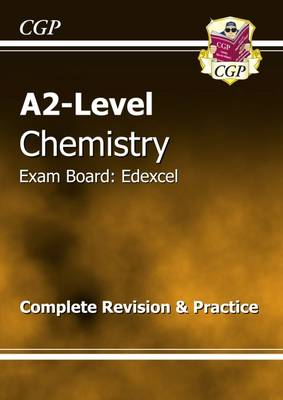 a2 level chemistry edexcel complete revision practice cgp books rh foyles co uk KS4 GCSE Chemistry Revision Chemistry Revision Flash Cards