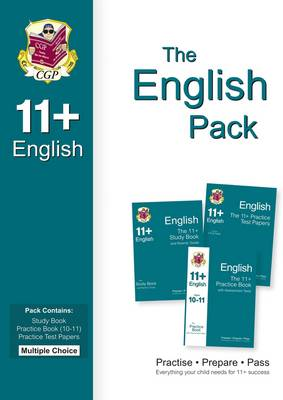 11+ English Bundle Pack - Multiple Choice (for GL & Other Test Providers)