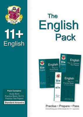 11+ English Bundle Pack - Standard Answers (for GL & Other Test Providers)
