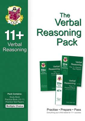 11+ Verbal Reasoning Bundle Pack - Multiple Choice (for GL & Other Test Providers)