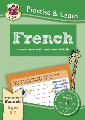 Practise & learn French - Ages 5-7