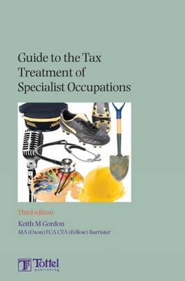 Guide to the Tax Treatment of Specialist Occupations