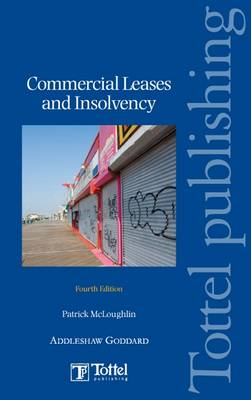 Commercial Leases and Insolvency