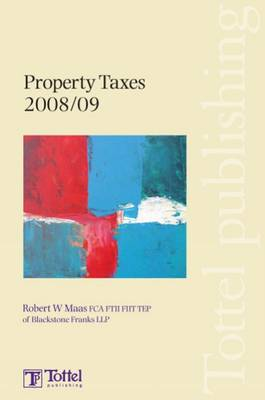 Property Taxes 2008/09: 2008-2009
