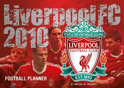 Official Liverpool FC Family Planner 2010: 2010