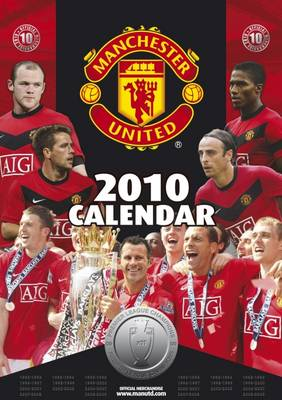 Official Manchester United FC 2010 Calendar