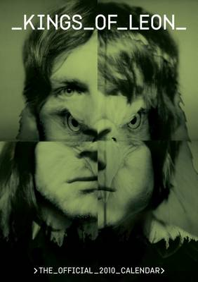 "Official ""Kings of Leon"" 2010 Calendar"