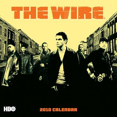 """Official """"The Wire"""" 2010 Calendar"""