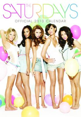 "Official ""The Saturdays"" 2010 Calendar"
