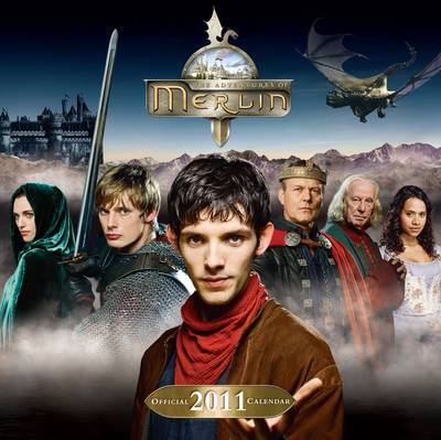 The Official Merlin 2011 Square Calendar