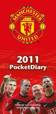 Official Manchester United FC 2011 Diary