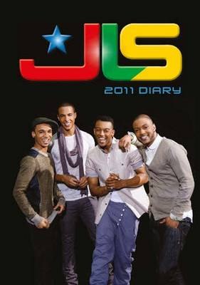 Official JLS 2011 Diary