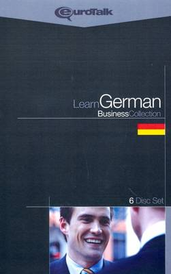 Learn German - Business Collection: Talk Now, Talk the Talk, Talk More, World Talk, Talk Business and Movie Talk