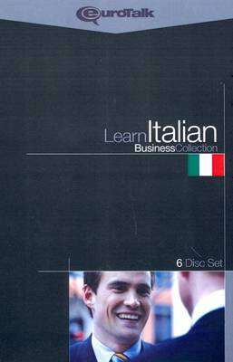Learn Italian - Business Collection: Talk Now, Talk the Talk, Talk More, World Talk, Talk Business and Movie Talk