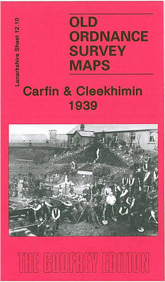 Carfin and Cleekhimin 1939: Lanarkshire Sheet 12.10