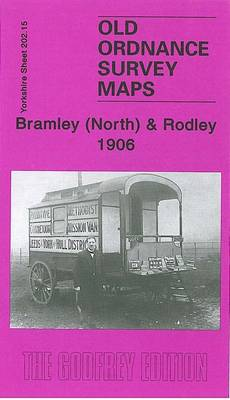 Bramley (North) and Rodley 1906: Yorkshire Sheet 202.15