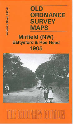 Mirfield (NW) Battyeford and Roe Head 1905: Yorkshire Sheet 247.01