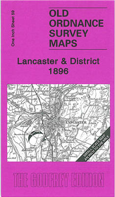 Lancaster and District 1896: One Inch Sheet 59