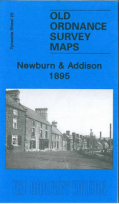 Newburn and Addison 1895: Tyneside Sheet 25