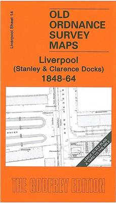 Liverpool (Stanley and Clarence Docks) 1848-64: Liverpool Sheet 14