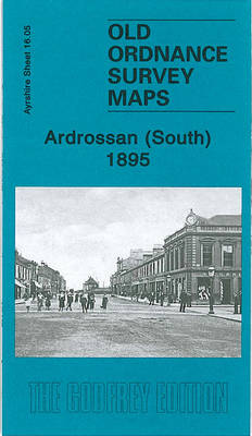 Ardrossan (South) 1895: Ayrshire Sheet 16.05